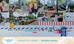Scrapbook Circle » Ideas » Jennifers On This Day Ideas