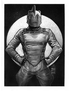 The Rocketeer by Eddy Newell