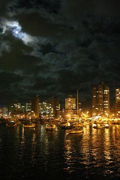 Puerto de Punta del Este, Uruguay