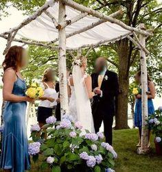 Chuppa Huppa Jewish Wedding Canopy