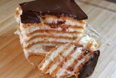 Изумительный шоколадный торт-эклер - Jemchyjinka.ru