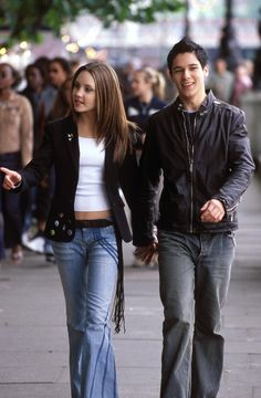 Or Amanda Bynes in What A Girl Wants? That was some great stuff.