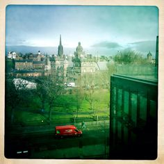 In Edinburgh