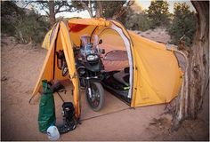 "Series II Expedition Tent. Picking one up for my ""off-road trip"" through South America."
