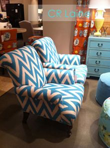 House of Turquoise: Emily Gilbert + High Point Finds