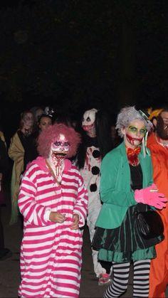 Halloween, scary,
