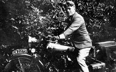 The Lawrence of Arabia Death Brough - http://www.barnfinds.com/lawrence-arabia-death-brough/