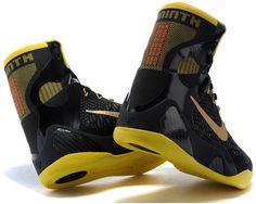 910ab15a8538 Nike Kobe IX Elite Mens Basketball Shoes black cheap Kobe 9 High-Top Elite