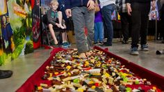 Ouch! Why it hurts so much to step on a piece of Lego