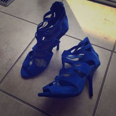 Mark Blue Sandal