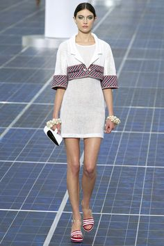 modelcouture: chanel spring 2013
