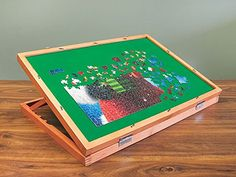 Jigsaw Puzzle Board Build Pinterest Puzzle Board