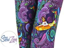 When you Leggings need a touch of extra oomph, a fun patch is the way to go!!