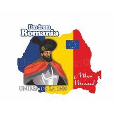 Abțibilduri cu si despre Romania