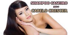 SHAMPOO CASEIRO para o CABELO CRESCER URGENTE…