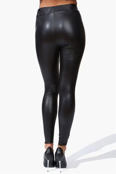 Leather Harem Pants omg I MUST have!!