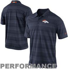 Denver Broncos Men's Polo-Birthday gift idea for the hubby!