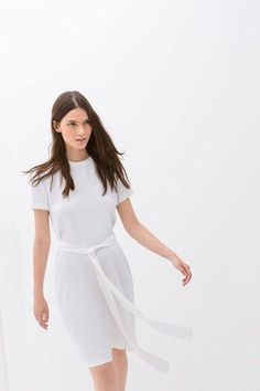 23 Dresses Perfect For Your City Hall Wedding #refinery29  http://www.refinery29.com/city-hall-wedding-dresses#slide-8  ...