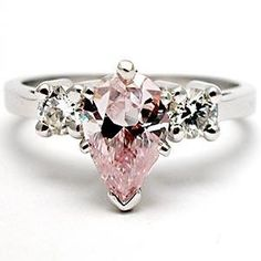 colored engagement rings | Colored vintage engagement rings ease into the mainstream | EraGem ...