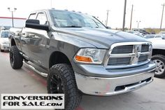 2010 Dodge Ram 1500 SLT Quad Cab 5.7L V8 HEMI Lifted Truck