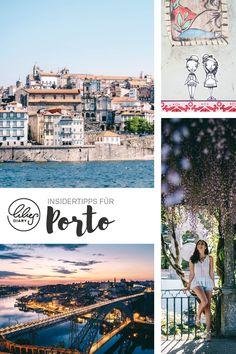Wir haben die schönsten #Porto Reisetipps wie #Ribeira, den Torre des Clérigos, dem Paco Episcopal, die Ponte Dom Luis Europe Bucket List, Bucket List Destinations, Portugal Travel Guide, Portugal Trip, Koh Lanta Thailand, Reisen In Europa, Adventure Bucket List, Travel Goals, Trip Planning