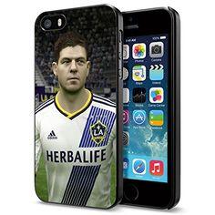 MLS STEVEN GERRARD LA GALAXY , Cool iPhone 5 5s Smartphone Case Cover Collector iphone Black Phoneaholic http://www.amazon.com/dp/B00V83X22G/ref=cm_sw_r_pi_dp_8b2nvb1PHNF9A