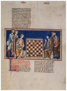 Alfonso X Book of Games. 39f