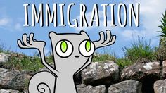 Immigration : Foamy The Squirrel - YouTube