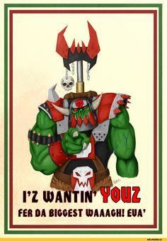Warhammer 40000,warhammer40000, warhammer40k, warhammer 40k, ваха, сорокотысячник,фэндомы,Orks,Wh Other