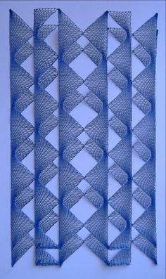 LOKK Gratis patronen - Driehoeken