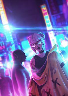 Tania by Salty Root Cyberpunk 2077, Cyberpunk City, Moda Cyberpunk, Cyberpunk Tattoo, Cyberpunk Kunst, Cyberpunk Anime, Cyberpunk Clothes, Cyberpunk Aesthetic, Cyberpunk Fashion