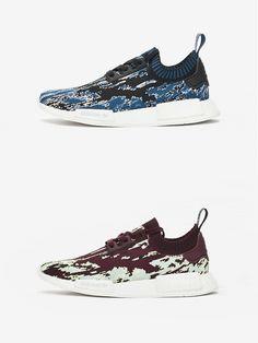 "2e3f9b08f6fea Der Sneakersnstuff x adidas NMD ""Datamosh ist da"