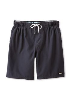 70% OFF 2(X)IST Men's Maui Core Board Short (Black)