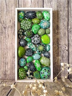 100 Inspirational DIY Of Painted Rocks Ideas 2