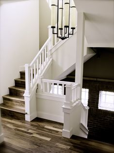 Staircase Railing Design, Pictures, Remodel, Decor and Ideas - page 17