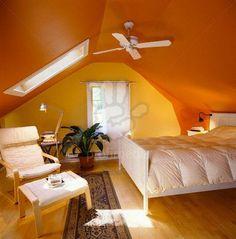 50+ Loft Bedroom Ideas_29