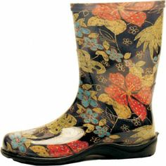 Garden boots from Target Fun Pinterest Giardini Stivali e