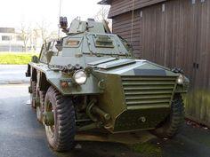 Alvis Saracen Armoured Personnel Carrier., via Flickr.