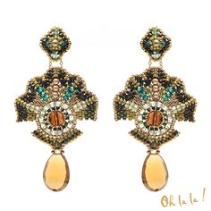Ohlala Jewelry, earrings