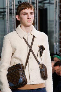 Image result for messenger bag mens street style