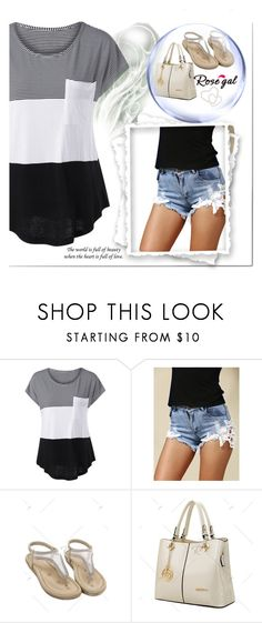 """""""Be in trend... with Rosegal! 25"""" by s-o-polyvore ❤ liked on Polyvore featuring Fahion and rosegal"""