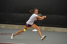 Entrevista a Cristina Sanchez-Quintanar, tenista de Texas A University