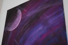 Origineel acryl schilderij. Gemaakt op katoendoek. Gemaakt door Mandy Meijer