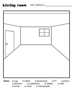 1000 images about how to draw on pinterest learn to for Draw my room