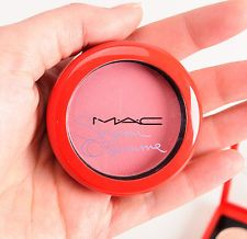 MAC x Sharon Osbourne Peaches & Cream Blush