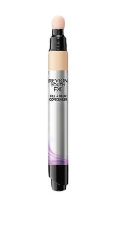 Revlon Youth FX Fill + Blur Concealer Makeup Bar, Kiss Makeup, Beauty Makeup, Makeup Ideas, Hair Beauty, Smudged Makeup, Contour Makeup, Pagent Hair, Diy Beauty Secrets