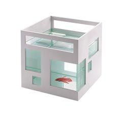 Fishhotel Fishbowl White