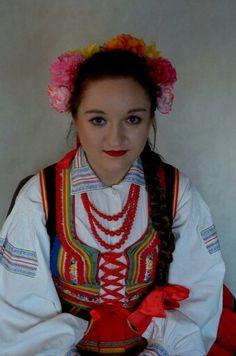 Polish folklor Lublin region ZPiT Pyrzyce