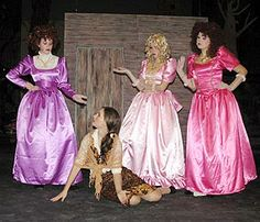 cinderella into the woods costume - Google Search