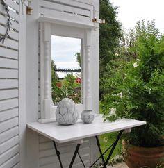 VINTAGE INTERIOR *** Spiegel im Vintage-Flair von cottage no8